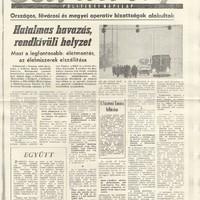 """""""KIS SZÍNES"""" A '87-ES MESETÉLRŐL"""