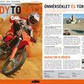 R2R (KTM news) spreads