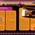 campus magazine spread