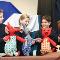 Játékterápia - a bábjátékokról