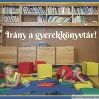 Irány a gyerekkönyvtár!
