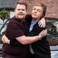 James Corden visszavonulhat: Paul McCartney énekelt az autójában