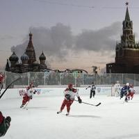 Napi fotó: KHL All Star hét