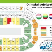 Olimpiai selejtező: 2012. november 9-11.