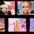 Lady Gaga Puzzle Játék