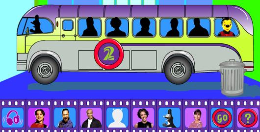 Bus Puzzle játékok