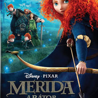 [Film] Merida, a bátor (2012)
