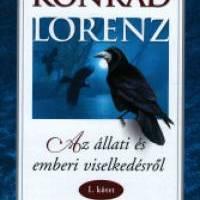 [Könyv] Lorenz, Konrad: Az állati és emberi viselkedésről I-II.