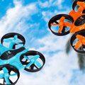 Furibee F36 drón teszt - Nincs jobb, mint egy jó klón