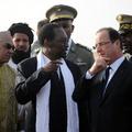 A hülye niggerek megették a francia elnök ajándék tevéjét
