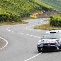 """Volkswagen-uralom a Hyundai """"hazai pályáján"""" - Rallye Deutschland 1. nap"""