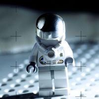 Híres fényképek Legoból