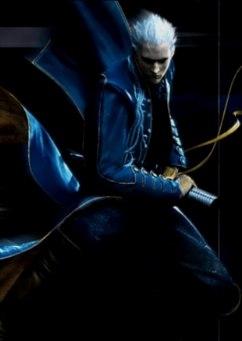 XIII: Vergil (Devil May Cry