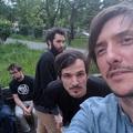 Selfie a Nagyszínpad előtt: The Qualitons.