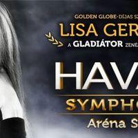 Lisa Gerrard ismét az Arénában - a HAVASI Symphonic Show vendégeként