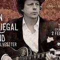 Pezsgő, vacsora & blues: Ian Siegal Band Szilveszter a Muzikumban, teljes ellátással