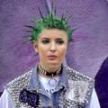 Trump lánya tiniként punk volt, mert szerette a Nirvanát + Trump-barát amatőr rapperek