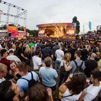 Rádióbarát punkpiknik a Parkban – a Rise Against Budapesten