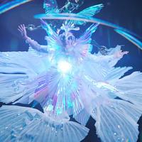 Björk újra megtalálja a szerelmet egy prizmaportál túloldalán