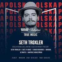Nézd élőben Seth Troxler lengyelországi Boiler Room-buliját a Ballantine's jóvoltából!