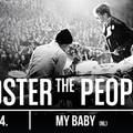Ma este Foster The People-koncert a Budapest Parkban