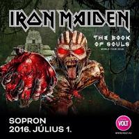 Sehol egy jegy az Iron Maiden-koncertre? Dehogynem: a tiéd például itt van.