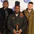 Meglepetés! A Young Fathers nyerte az idei Mercury-díjat