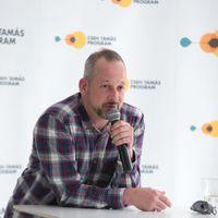 Itt a Cseh Tamás Program: Kotta a sikerhez