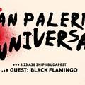 Nyerj páros belépőjegyet a Fran Palermo születésnapi koncertjére az A38-ra!