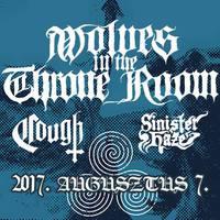 Augusztus 7-én Wolves In The Throne Room az A38-on!