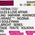 Itt vannak az októberi, kétnapos, budapesti Electronic Beats City Festival fellépői!