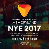Szilveszterezz Dave Seaman, Anthony Pappa, Danny Howells és DJ Kühl társaságában a Global Underground Memoryland NYE buliján!