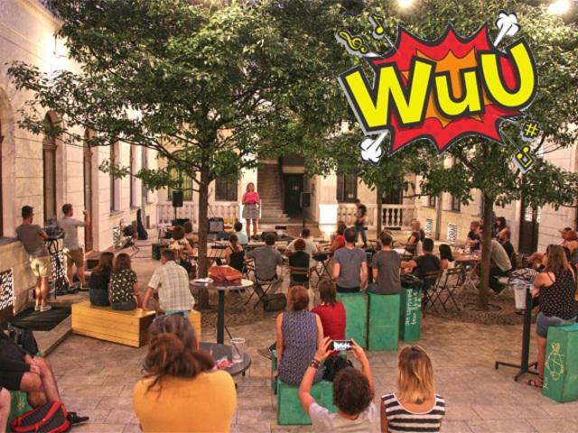 Egész nyáron akusztik - meg lemezlovasok is az óbudai Esernyősben!