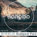 Jövő májusban zenekaros felállású Bonobo-koncert is lesz a Budapest Parkban!