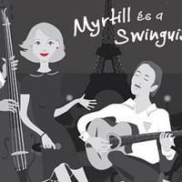 Április 28-án gipsy swing a Muzikum színpadán
