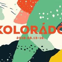 Június 13-tól Kolorádó Fesztivál Kelelával, Wavves-zel, Chino Amobival és sokan másokkal!