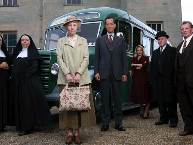 Hollywoodi sztárok Agatha Christie világában!
