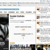 Még újabb Index: Követés, 24 óra és sok minden más