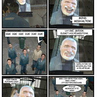 Half Life 2 képregény Episode 002