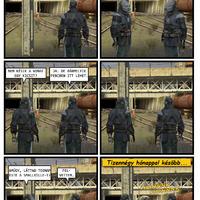 Half Life 2 képregény Pilot + Szavazás