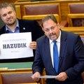 Nehogy már egy maroknyi budapesti döntse el, hogy mit akar az ország! - mondta a fideszes képviselő