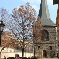 Nem erre számítasz, amikor benézel egy középkori kápolnába