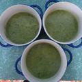 Medvehagyma leves