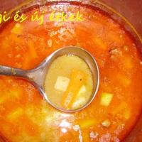 Magyaros spárga leves