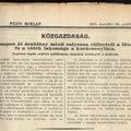 Erdélyi karácsonyfa oláh nyereséggel - Pesti Hírlap 1935. december 20.