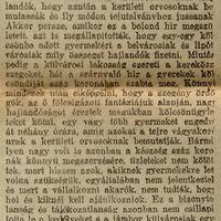 Tejutalványért gyerek kölcsönbe kapható - Pesti Hírlap 1916 december 1.