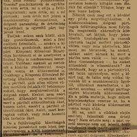 A fordulat éve, avagy mi lesz a kizártakkal - Szabad Nép 1948. december 12.
