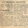 Megszüntetik a Várban a gázvilágítást - 1967 július 12 Népszabadság