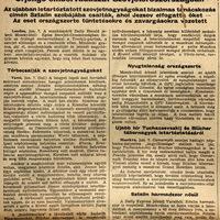 Moszkva utcáin mongol járőrök cirkálnak - 1937 június 8. Pesti Hírlap