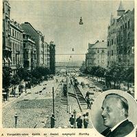 Mindjárt átadják a Horthy Miklós hidat - 1937 június 25. Képes Pesti Hírlap